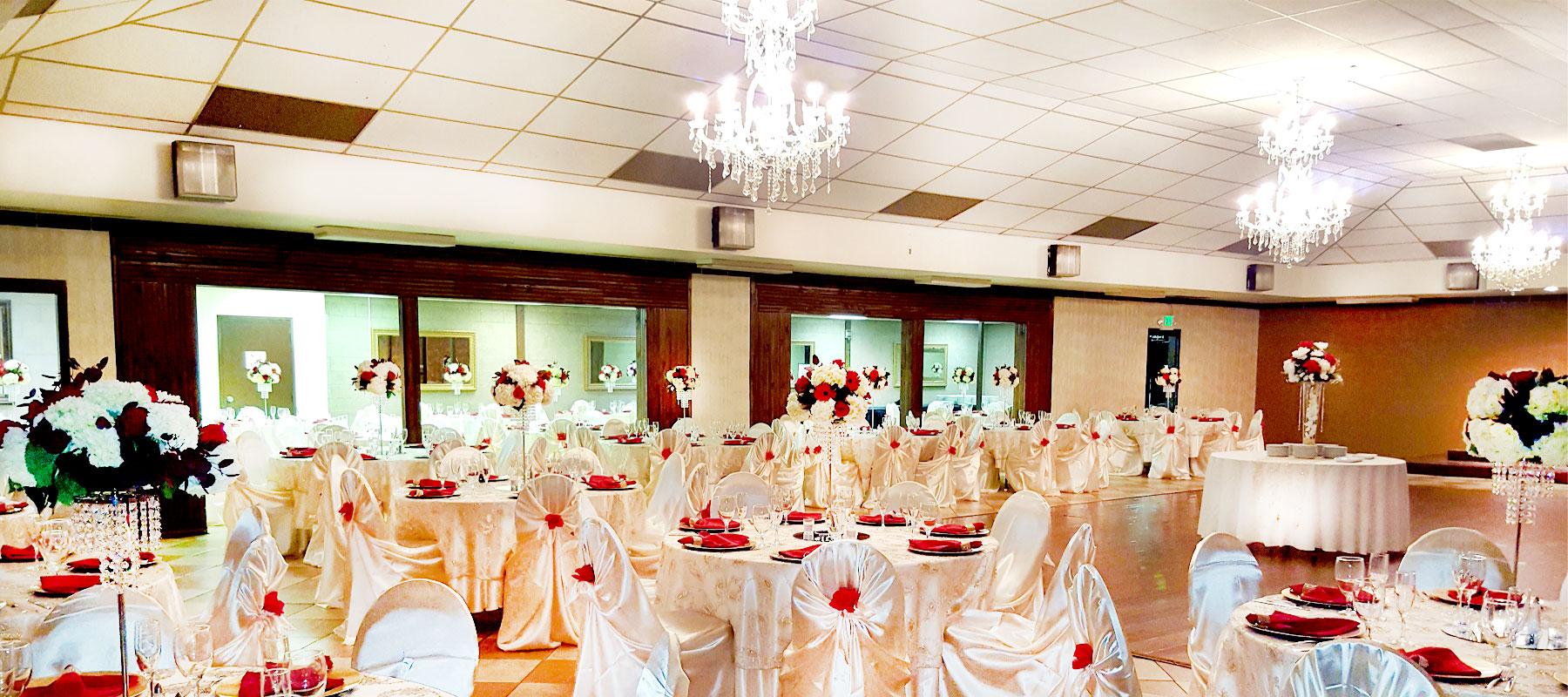 Salon De Las Reinas Hacienda Hall
